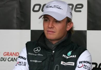 Formuła 1 Nico Rosberg wygrywa Grand Prix Australii