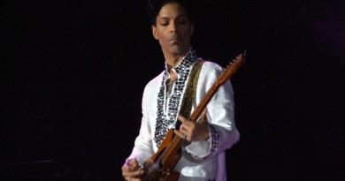 Legendarny muzyk Prince nie żyje