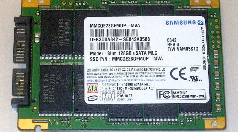 Luki w zabezpieczeniach dysków SSD